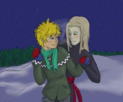 Vexen and Roxas - entry by RPG-freak