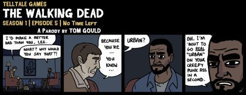TWD S1E5 | Stranger Management (SPOILERS) by TheGouldenWay