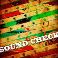 'Sound Check' CD Cover by floopsieDESIGN