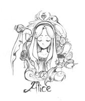 .Alice.dream by MooneyWallet