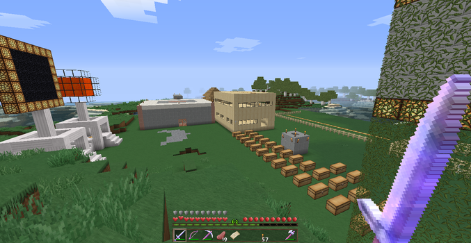 Phase 1 of Fortress Construction by Masterblaster1234