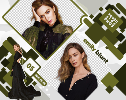 Png Pack 3597 - Emily Blunt by southsidepngs