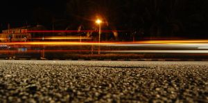 Light Trail by Syakster