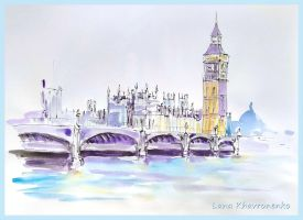 London by LORETANA
