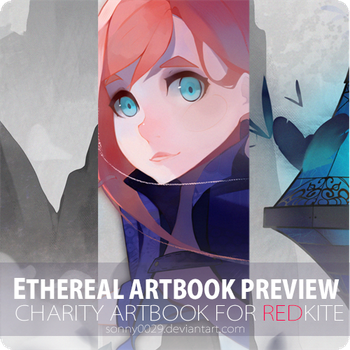 EtherealArtbook Preview by Sonny0029