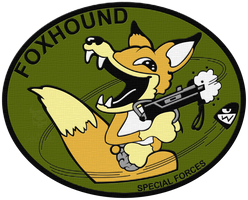 FoxHound Patch by DEVILUSHNINJA