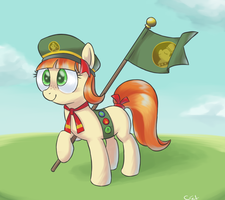 Filly Scout by yeendip