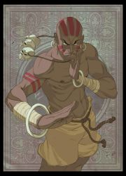 Dhalsim Color by ifesinachi
