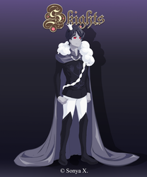 Skights: Prince Lysander by WineChan