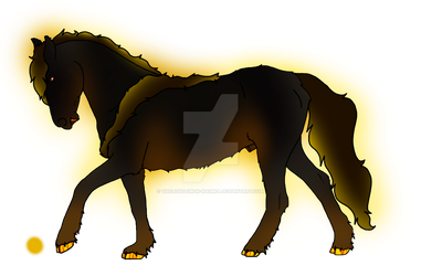 S003 firewolf by theliondemon-kaimra