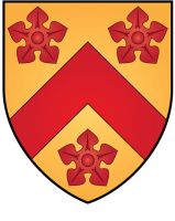 All Souls College Oxford Coat Of Arms by ChevronTango