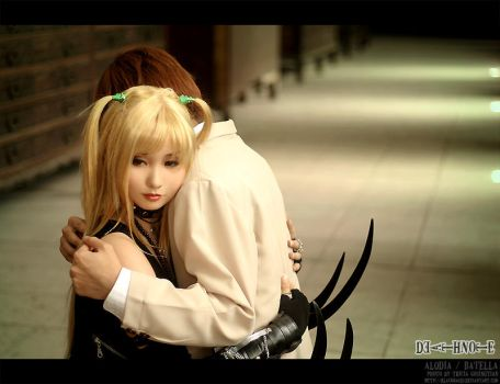 Death Note: I love you by BlackMageAlodia