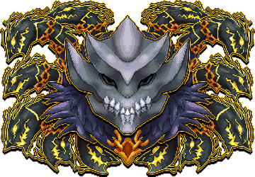 [C] connordragon mirrored pixel portrait by Shalmons
