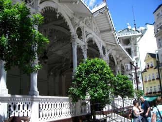 Karlovy Vary by Ly-Young