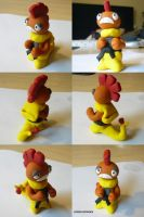 Scrafty with Expert Belt