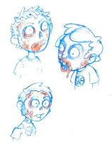 lil' zombies 2 by qrowdad