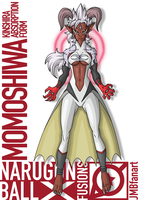 Momoshiwa Kinshira Absorption Form by JMBfanart