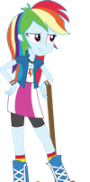 Vector - Smugbow Dash by SketchMCreations
