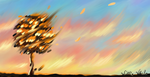 Aflame by wittle-wailing-whale