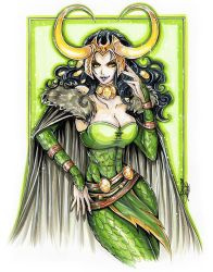 C: Lady Loki by ann4rt