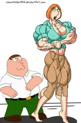 Lois Griffin!!! by camuskilller1904
