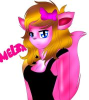 Melissa is cool by MelisaFurry17