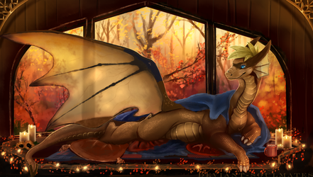 The End of Summer by Deviant-Soulmates