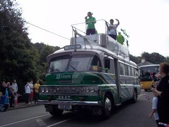 Olympic Torch Relay Higham 2012 7 by Bumble2011