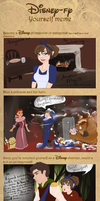 Disney-fy Yourself Meme by Mellifluous-Yoeman