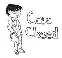 Case Closed Cover by Star1412