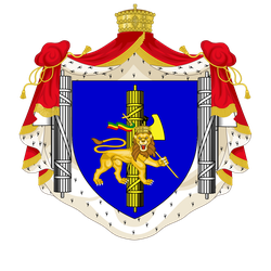 Greater coat of arms of Ethiopia (2002-present) by Macharius88