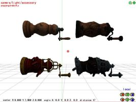 MMD Pepper Grinder by 0-0-Alice-0-0