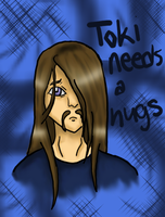 Toki Needs A Hugs by Rougue-Werewolf