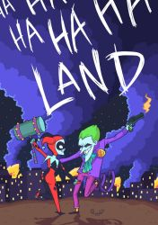 HaHaLand! by lost-angel-less