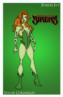 Poison Ivy - Gotham City Sirens Era by Femmes-Fatales