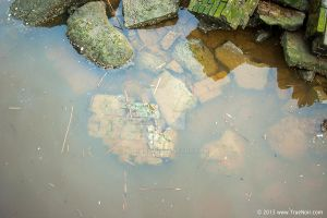 Grungy stone and debris stock image 003 by NoirArt