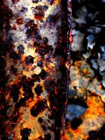 rusted grip by artemissere