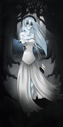 The Corpse Bride by TheCruelAngel
