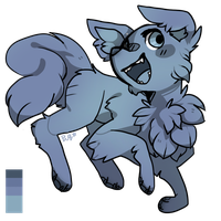 Silver Gacha Ticket by Etrenelle