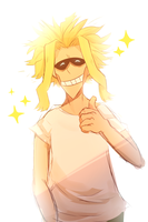 All might by kaidogs