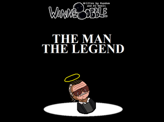1021 - The Man. The Legend by RandomDC3