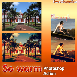 So Warm - Free Action by sweetexception