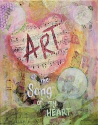 Art Is The Song by The-Tinidril