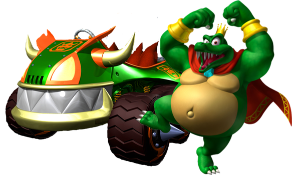 King K. Rool by Galaxy-Afro
