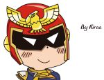 Captian Falcon Gyate by Kirbmaster