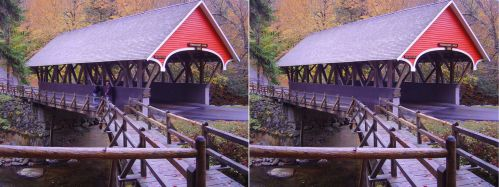 Bridge - Before and After by AndySerrano