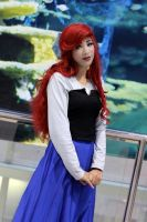 Ariel the human by Becs-Cos-Wonderland