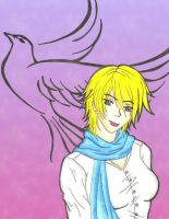 The Dove - Sherry by MadeInHeavenFF15