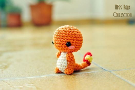 Charmander by MissBajoCollection