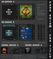 Pure Adium skin for foo_title by Squid-pro-Quo